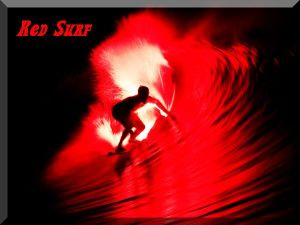 Red Surf Bruce Irons